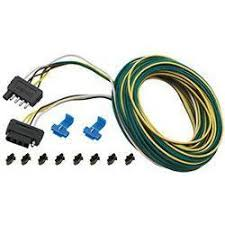 trailer lights and connectors from defender Trailer Wiring Harness Extension wesbar 5 way flat trailer wire harness 25 foot wishbone boat trailer wiring harness extension