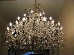 truely magnificent 30 arm 3 tier crystal chandelier absolutely massive