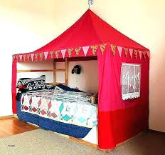 Over Bed Tent Loft Bed Tent Only Kids Bed Canopy Bunk Beds Tent For ...