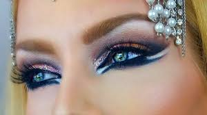 arabian eye makeup arabian eye makeup tutorial you