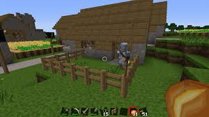 minecraft Can Villagers use fence gates Arqade