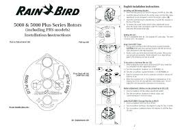 Rain Bird Spray Nozzle Flow Chart Rainbird Sprinkler Nozzles Storical Info