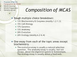 biology mcas review ms stang canton high school ppt  7 composition