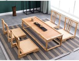 furniture made of bamboo. Bamboo Living Room Furniture Buy Set Modern Sets Floor Table Style Tatami Coffee Tea Made Of