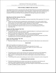 Resume Structure Template Best of Sample Cv Template
