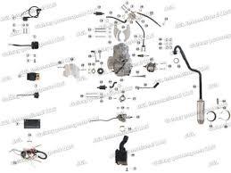jianshe dirt bike wiring diagram dirt bike with electric start on Pit Bike Wiring Harness Diagram at Roketa Dirt Bikes Wiring Diagram