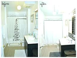 bathroom remodel pictures before and after. Contemporary After Condo Bathroom Remodel Small  Renovations Before And After Makeover In Bathroom Remodel Pictures Before And After