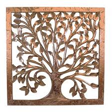 on wall art tree of life wooden with tree of life wall art wayfair