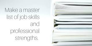 Resume Skills And Abilities Noxdefense Com