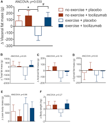 Exercise Induced Changes In Visceral Adipose Tissue Mass Are