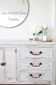 white wash dresser. White Washed Dresser. First Project In The Guest Room Makeover. Wash Dresser