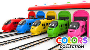 trains images for kids. Unique Kids Colors For Children To Learn With Toy Trains  Videos Collection In Images For Kids A