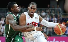 Men's Olympic basketball