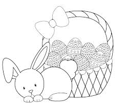 Easter Coloring Sheets Pdf Free Printable Pages Lamb Le Best Images