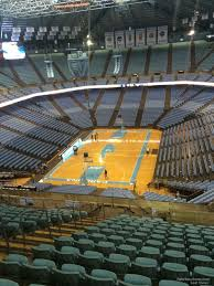 Dean Smith Center Section 219 Rateyourseats Com