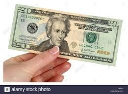 Foto - Dollar Immagine American Banconote Nota Stock 20 Alamy Denaro Dollari amp; 35830432