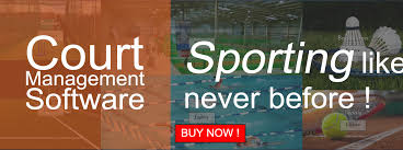 Sports Club Management Software Sports Court Booking