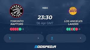 Toronto Raptors - Los Angeles Lakers » Live Score & Stream + Odds, Stats,  News