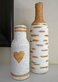 [Make] Paintable Yarn Bottles