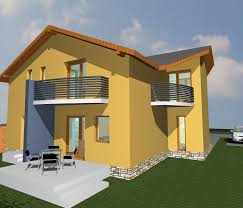 Small House Plan For Buildings. 2 Storey House With 3 Bedrooms.   YouTube