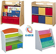 toy storage furniture. G4RCE Childrens/Kids Multi Use Toys Cabinet Storage Bookcase Organizer Rack  Unit Shelf Canvas Drawers Toy Storage Furniture O