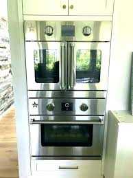 french door wall oven viking with doors double ge monogram reviews