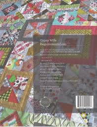 Gypsy Wife Quilt Pattern Unique Amazon Gypsy Wife By Jen Kingwell Quilting Booklet