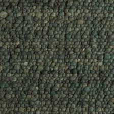 N Perletta Carpets Carpet  Pebbles Dark GreyGreen 348