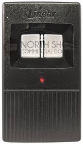 linear delta 3 dt 2a dnt00017a 2 channel visor gate or garage door opener
