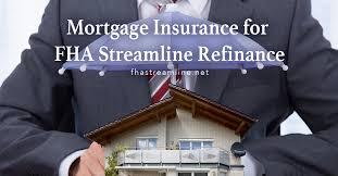 Fha Mip Insurance Archives Fha Streamline