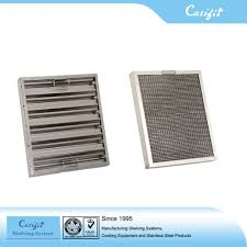 Hood Grease Filter 2017 Exhaust Hood Parts Kitchen Honeycomb Mesh Grease Filter