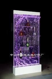 wine rack lighting. Acrylic Bubble Water Led Lighting Wine Rack,with Dancing Effect, Rack N