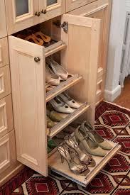 diy shoe shelf ideas. slide-out shoe rack|8 clever diy storage ideas diy shelf e