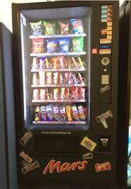 Combination Vending Machine Cool Glasgow Vending Machines Chilled Drinks Hot Beverages Snack