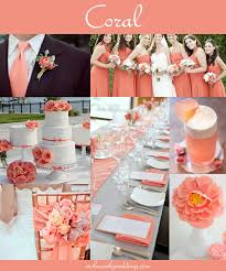 Stunning Wedding Colors Decorations 1000 Ideas About Coral Wedding  Decorations On Pinterest Coral