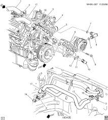 grand prix engine diagram watch more like 2007 pontiac grand prix 3 8 v6 radiator 8l v6 engine diagram together