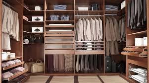 types of closets