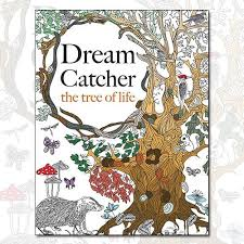 Books About Dream Catchers Christina Rose 100 Coloring Children Books set with Colouring 71