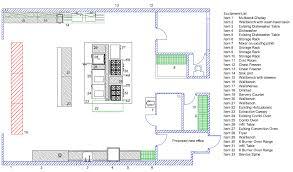 commercial restaurant kitchen design. Drawn Kitchen Restaurant #2 Commercial Design