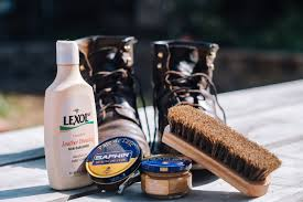how to clean condition and polish leather boots