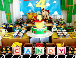 Toy Story Para Pedro Birthday Pedros Toy Story Birthday Party