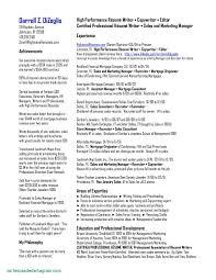 Free Resume Builder Reviews Fresh Free Web Resume Templates Valid