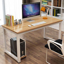 desk home office. delighful home mdf board computer desk home office writing table workstation wooden u0026 metal on