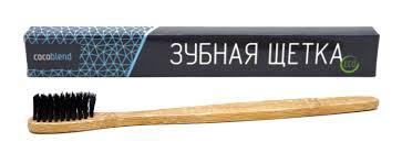 <b>Бамбуковая зубная щетка</b> CocoBlend — купить в интернет ...
