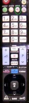 lg tv remote input. then lg tv remote input