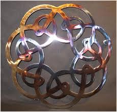 dorable celtic wall decor picture collection wall painting ideas