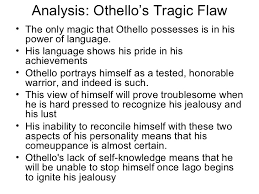 othello ppt scene by scene   24 analysis othello s tragic flaw