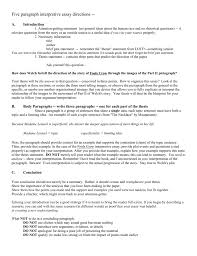 interpretive essay format madrat co interpretive essay format