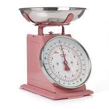 baby pink scales wilko kitchen scale