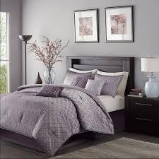 com madison park mp10 919 biloxi 7 piece comforter set queen purple home kitchen